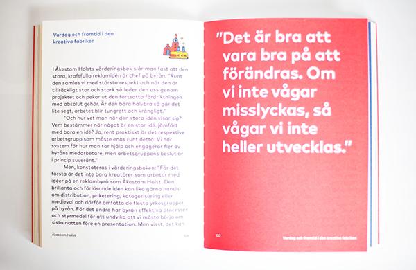layout isi majalah