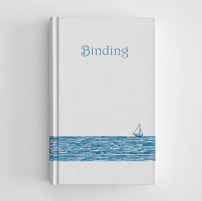 notebook binding new