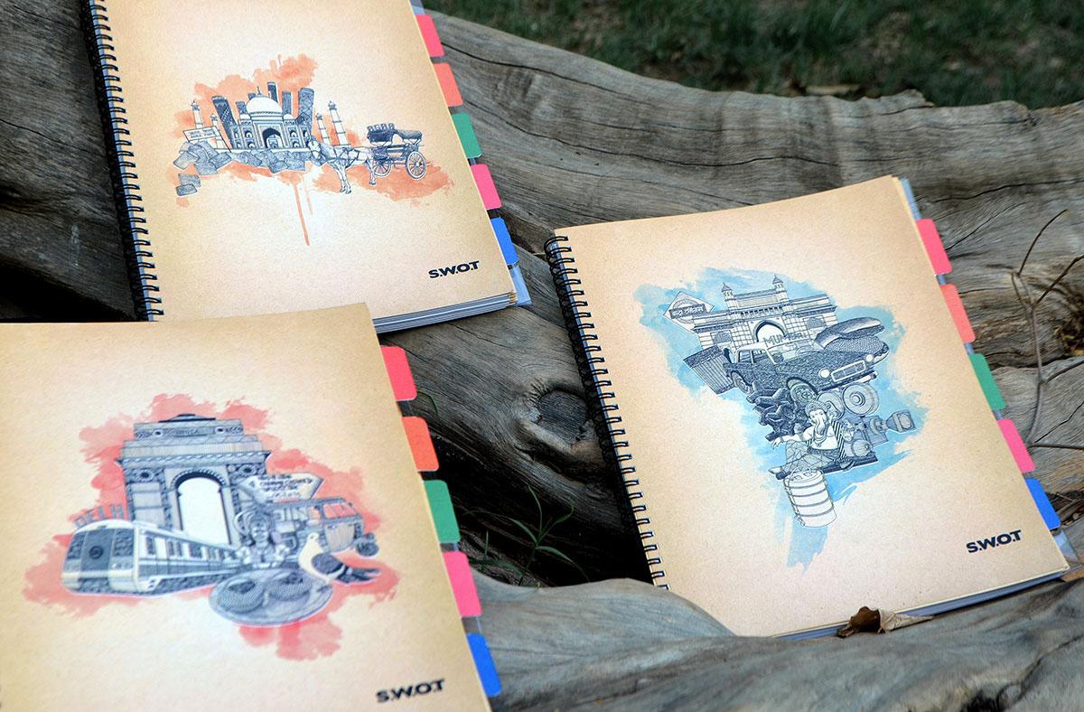 Notebook Kupingan