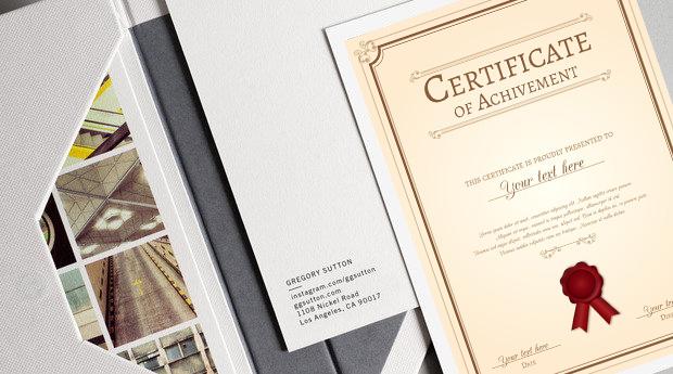 sertifikate pod