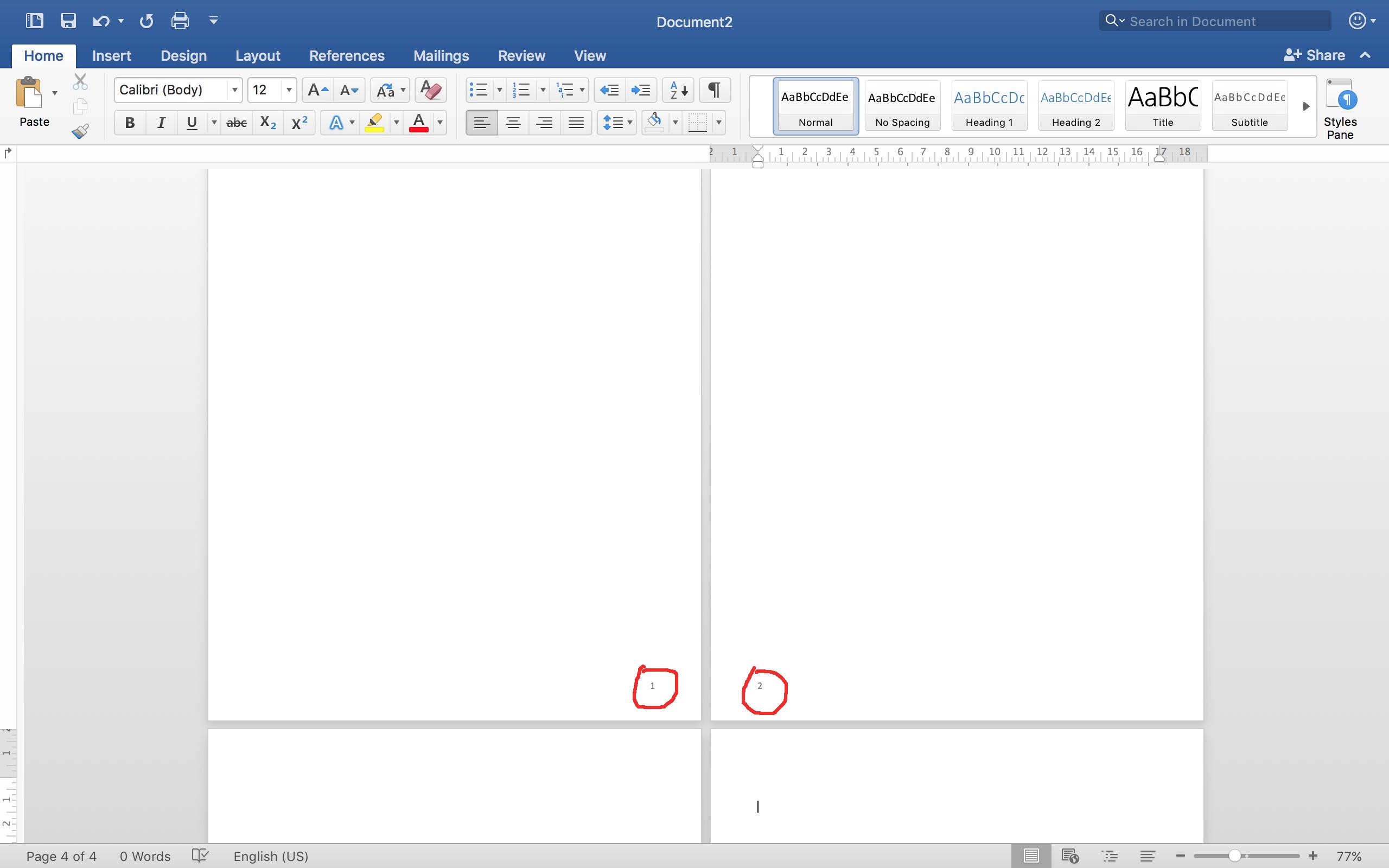 Cara Mudah Membuat Buku Dengan Microsoft Word Print On Demand